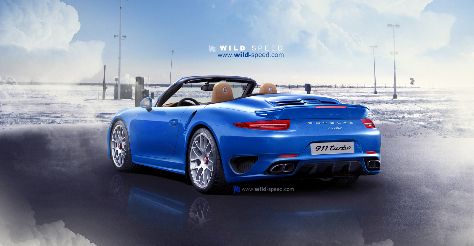 2013 porsche 911 991 turbo cabriolet rendering nordschleife autoblahg. Black Bedroom Furniture Sets. Home Design Ideas