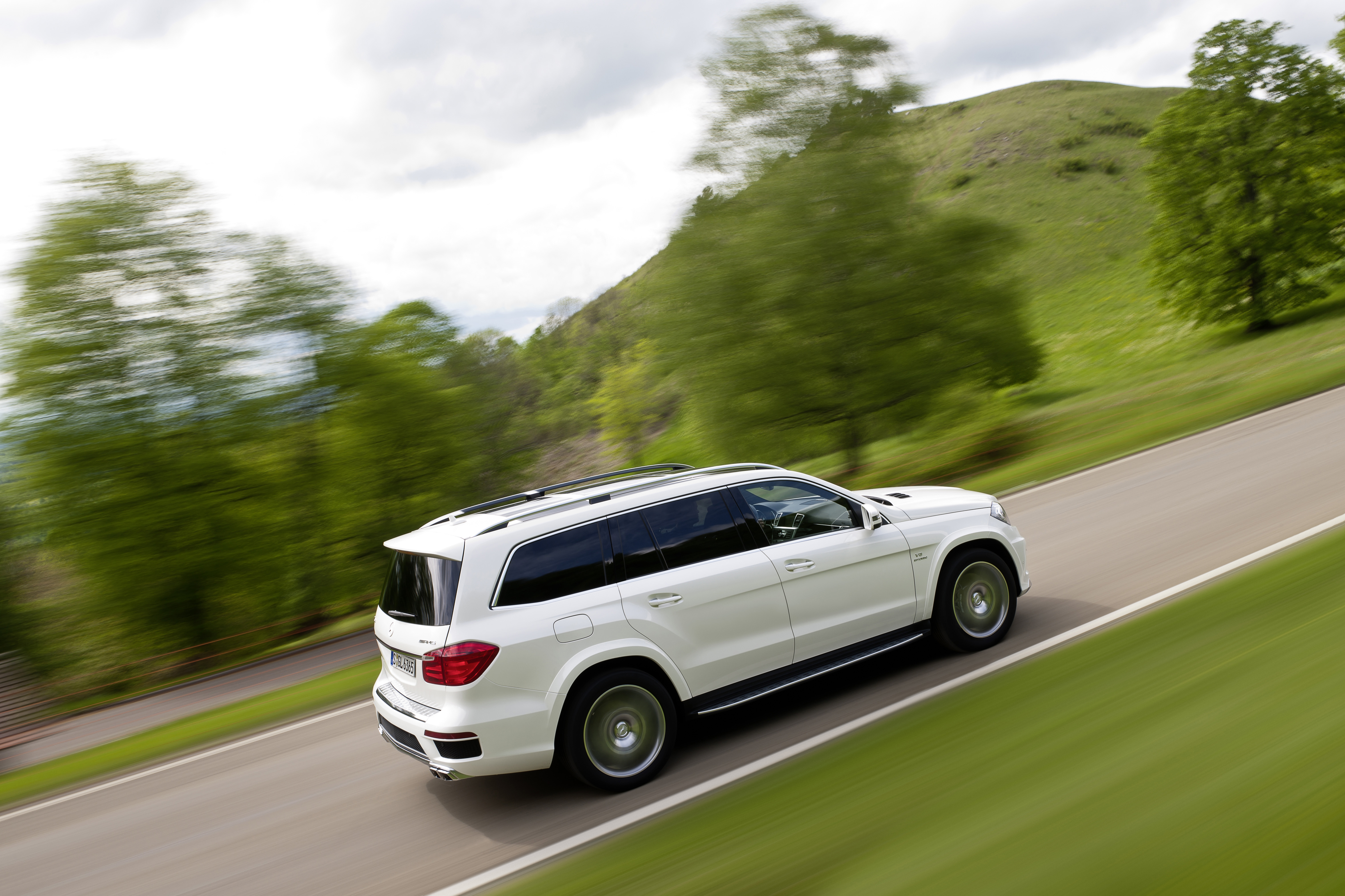 Driven mercedes benz gl63 amg wild speed for Mercedes benz amg range