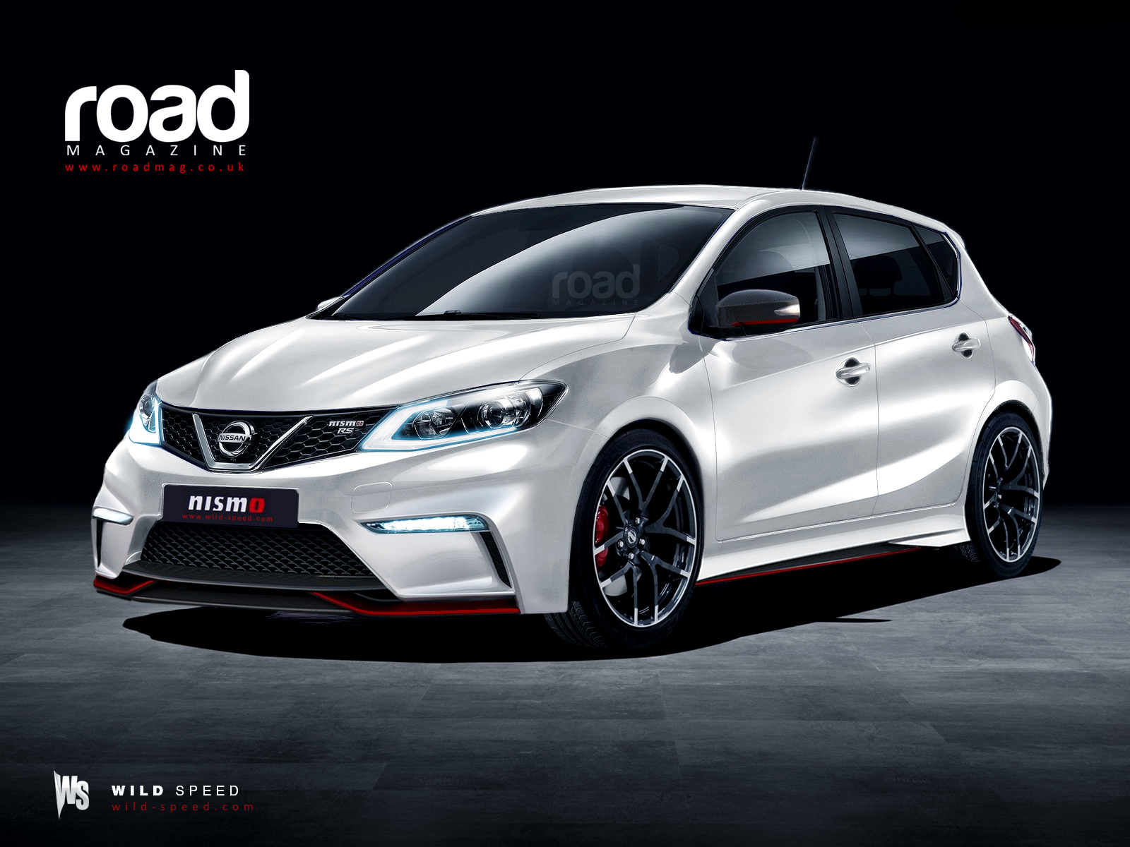 Nissan Pulsar Nismo Rs Wild Speed