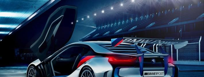 BMW i8 Motorsport – Wild Speed