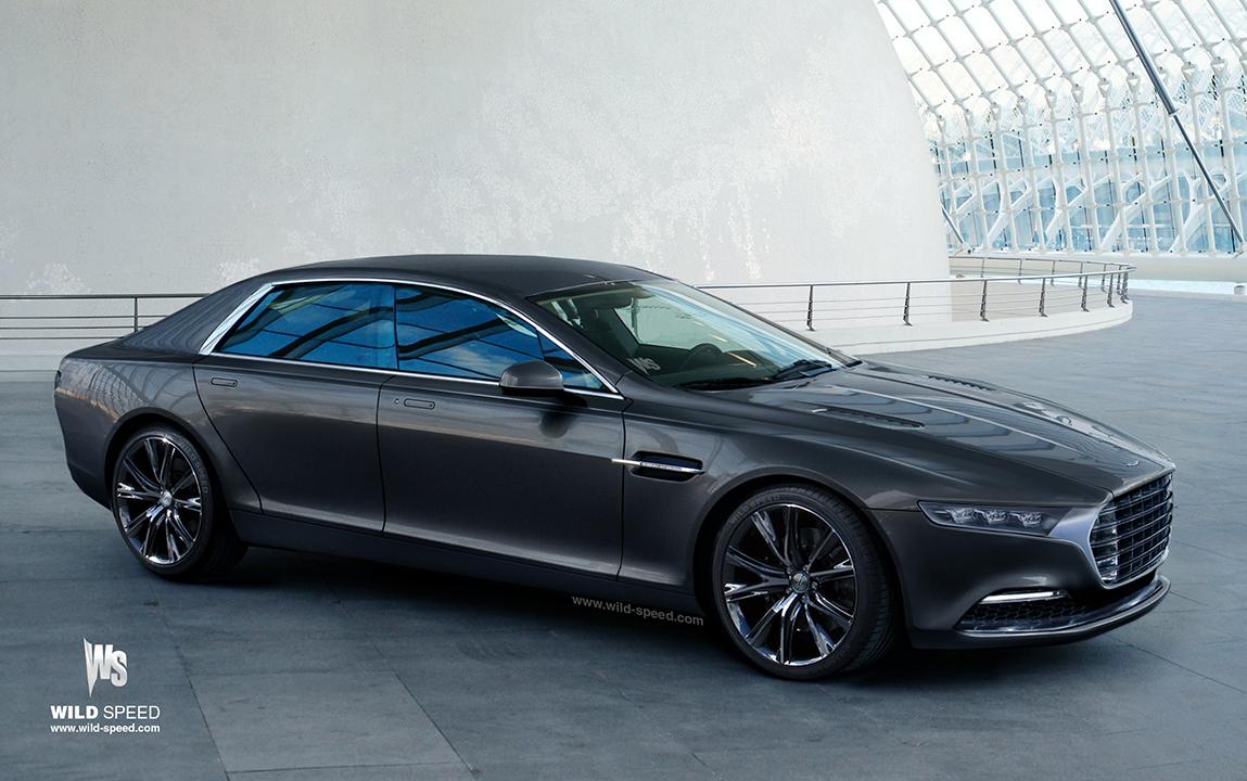 Aston Martin Lagonda Wild Speed